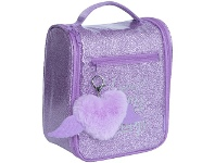 Officeworks Studymate Lunch Bag Let Your Dreams Be Your Wings Lilac