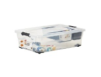 Officeworks Ezy Storage Solutions 25L Underbed Container