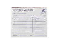Officeworks Olympic Petty Cash Pad 5 Pack