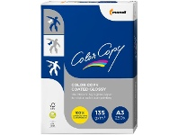 Officeworks Color Copy 135gsm A3 Gloss Copy Paper 250 Sheet Pack