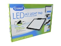 Officeworks Triumph A3 LED Light Pad with Stand