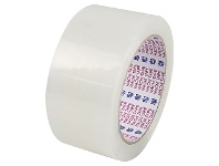 Officeworks Nachi Clear Packaging Tape 48mm x 75m Roll