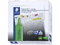 Staedtler Textsurfer Classic Highlighters Green Box 10