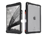 """Officeworks STM Bags STM Dux Shell Duo Case for iPad 10.2"""" 7th/8th Gen Black"""