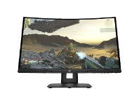"Officeworks HP 23.6"" X24c 15000R Curved Gaming Monitor"