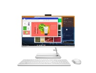 """Officeworks Lenovo 27"""" IdeaCentre All-In-One PC Ryzen 5/8GB/512GB"""