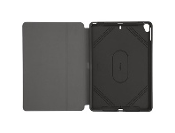 """Officeworks Targus Click-In Case iPad 10.2"""" 7th/8th Gen Grey and Silver"""