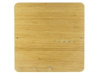 Officeworks Three By Three Hang On Board Bamboo
