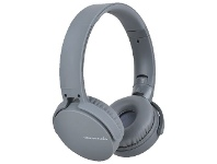 Officeworks The Coop Idea thecoopidea Headphones with Pouch Grey