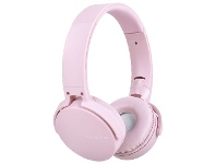 Officeworks The Coop Idea thecoopidea Headphones with Pouch Pink