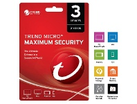 Officeworks Trend Micro Maximum Security 3 Device 2 Years Download
