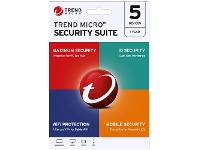 Officeworks Trend Micro Security Suite 5 Devices 1 Year Download