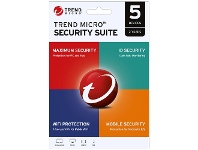 Officeworks Trend Micro Security Suite 5 Devices 2 Years Download