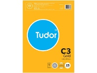 Officeworks Tudor C3 Envelopes Gold 25 Pack