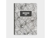 Officeworks Upward A5 2022 Day to Page Philosophy Diary