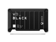 Officeworks WD40 WD 1TB D30 SSD Xbox Game Drive Black