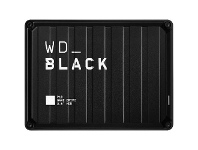 WD 4TB P10 Game Drive Black
