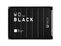 Officeworks WD 3TB P10 Game Drive for Xbox One Black