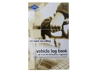 Officeworks Zions Pocket Vehicle Log and Expenses Record Book