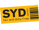 Image Of SYD Airport Tax and Duty Free