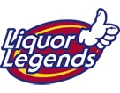 Liquor Legends -- Liquor Locker Rosebud
