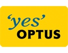 Optus -- 'yes' Optus Melbourne Airport