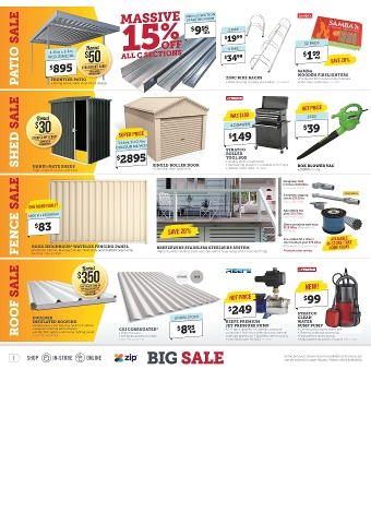 Big Sale (QLD)