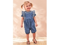Target Embroidered Romper Sizes 0-24 Months