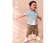 Louis Twin Strap First Walkers Sizes 3-7