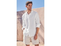 Target Long Sleeve Linen Shirt Sizes S-XXXL