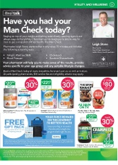 Terry White Chemmart Catalogue: Hottest In-Store