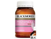TerryWhite Chemmart Blackmores Pregnancy & Breast-Feeding Gold 180 Capsules