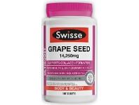 TerryWhite Chemmart Swisse Grape Seed 180 Tablets