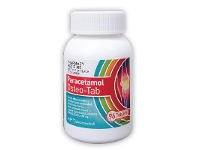 TerryWhite Chemmart AFT Paracetamol Osteo-Tab Sustained Release 665mg 96 Tablets