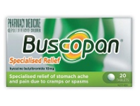 TerryWhite Chemmart Buscopan 10mg 20 Tablets